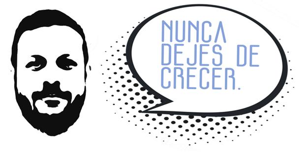 NUNCA DEJES DE CRECER - Social Media