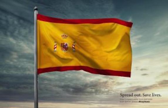 OMS ESPAÑA CUARENTENA - Las 7 mejores campañas de Marketing durante la cuarentena.