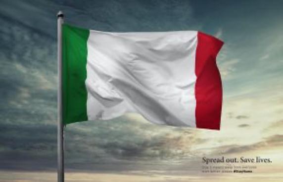 OMS ESPAÑA ITALIA - Las 7 mejores campañas de Marketing durante la cuarentena.